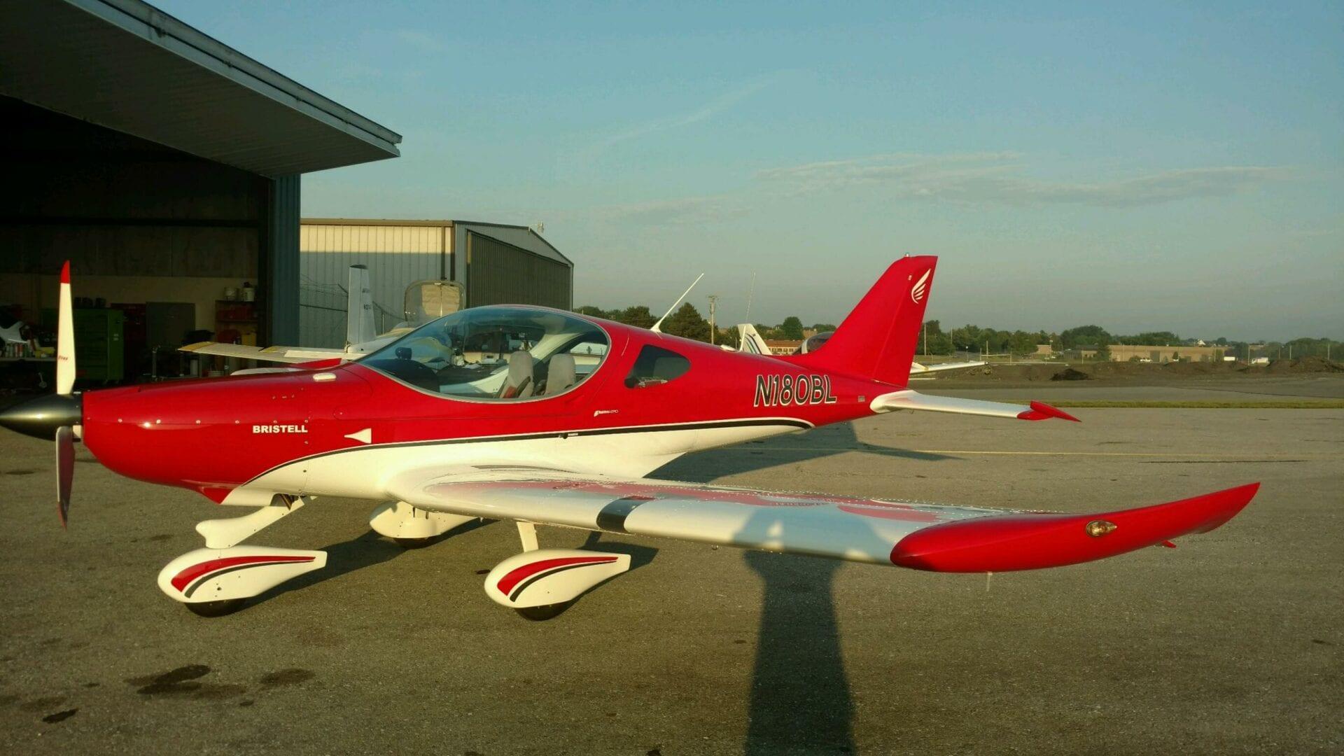Bristell USA Light Sport Aircraft Sales and Training