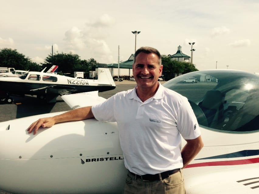 National Sales Manager John Rathmell