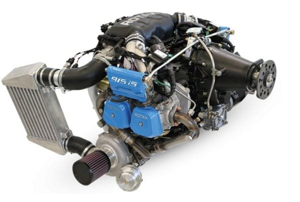 ROTAX 915iS 141 HP