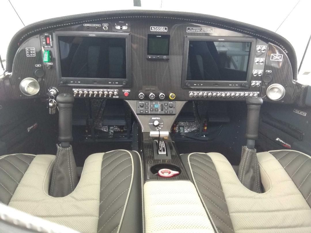 N355BL AVIONICS
