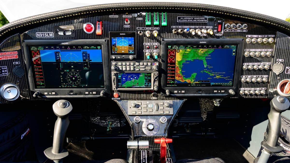 N915LM Avionics