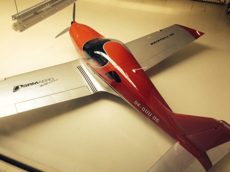 Bristell TDO Tail Wheel Aircraft