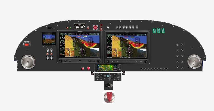 IFR GNX 375 G5 AP
