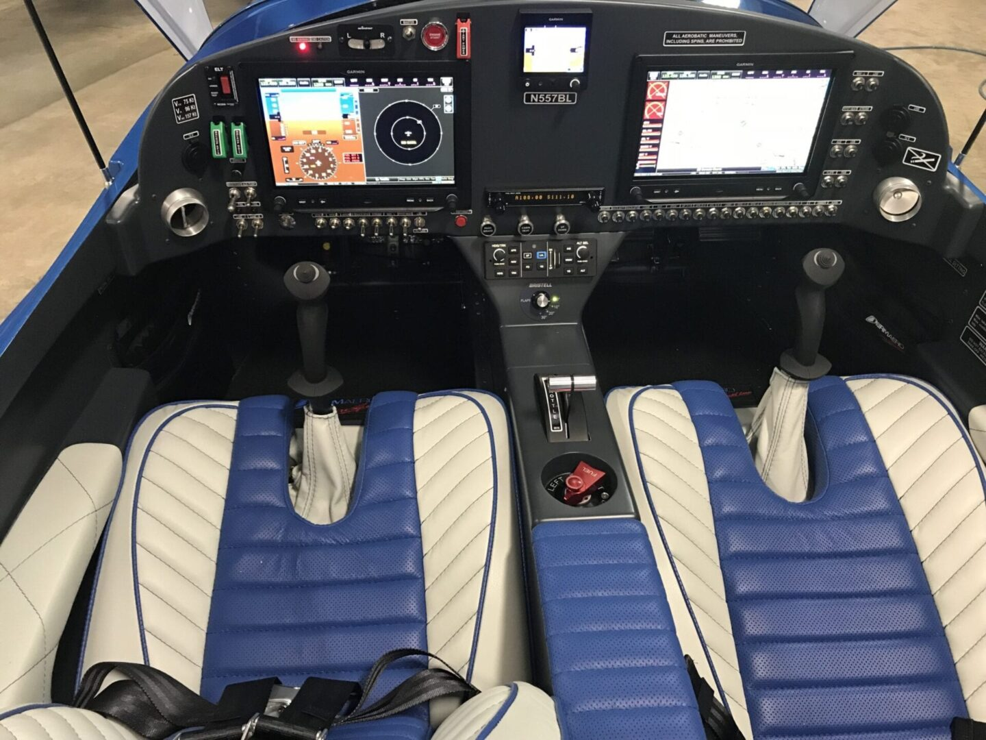 Panel and Seats