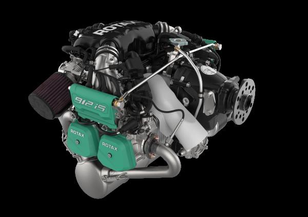 Rotax 912iS Sport